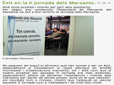 marxants en moviment